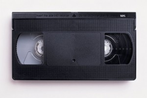 VHS videobanden digitaliseren